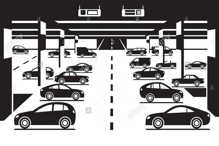 قانون تقسیم پارکینگ در آپارتمان نوساز